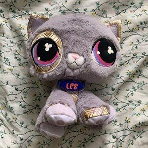 Littlest Pet Shop Cat Plush